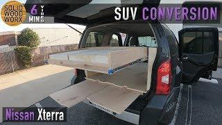 Nissan Xterra Custom Buildout!