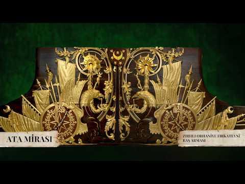 Ata Mirası | Zırhlı Orhaniye Fıkrateyni Baş Arması
