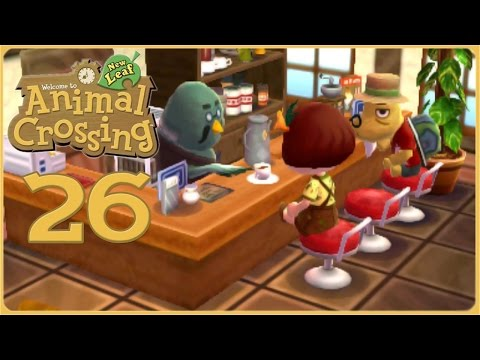 The Riverside Roost & Town Hall Additions!! • Animal Crossing: New Leaf - Episode #26