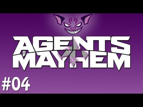 Let's Play Agents of Mayhem Playthrough - Part 4 - Hardtack - Agents of Mayhem Gameplay