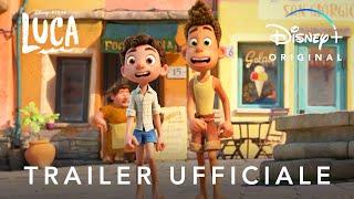 Disney+ | Luca - Trailer Ufficiale in Streaming dal 18 Giugno