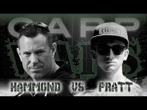 Carp Wars Episode 12 - Jerry Hammond vs Harry Pratt