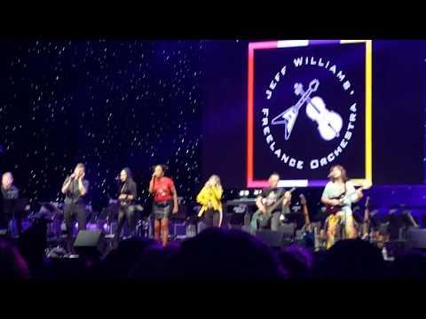 Anime Boston 2018- Jeff Williams and Casey Lee Williams Performance pt 1
