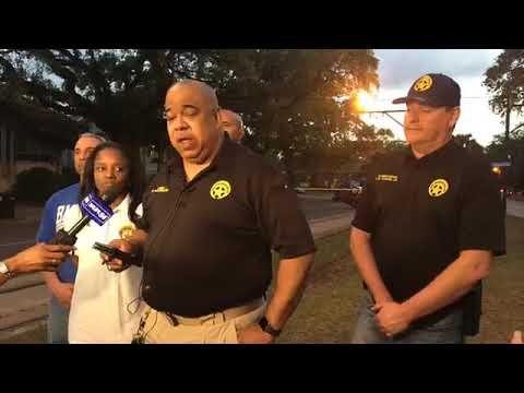 After man's 'violent crime spree' leaves 5 injured, NOPD Chief Michael Harrison offers details