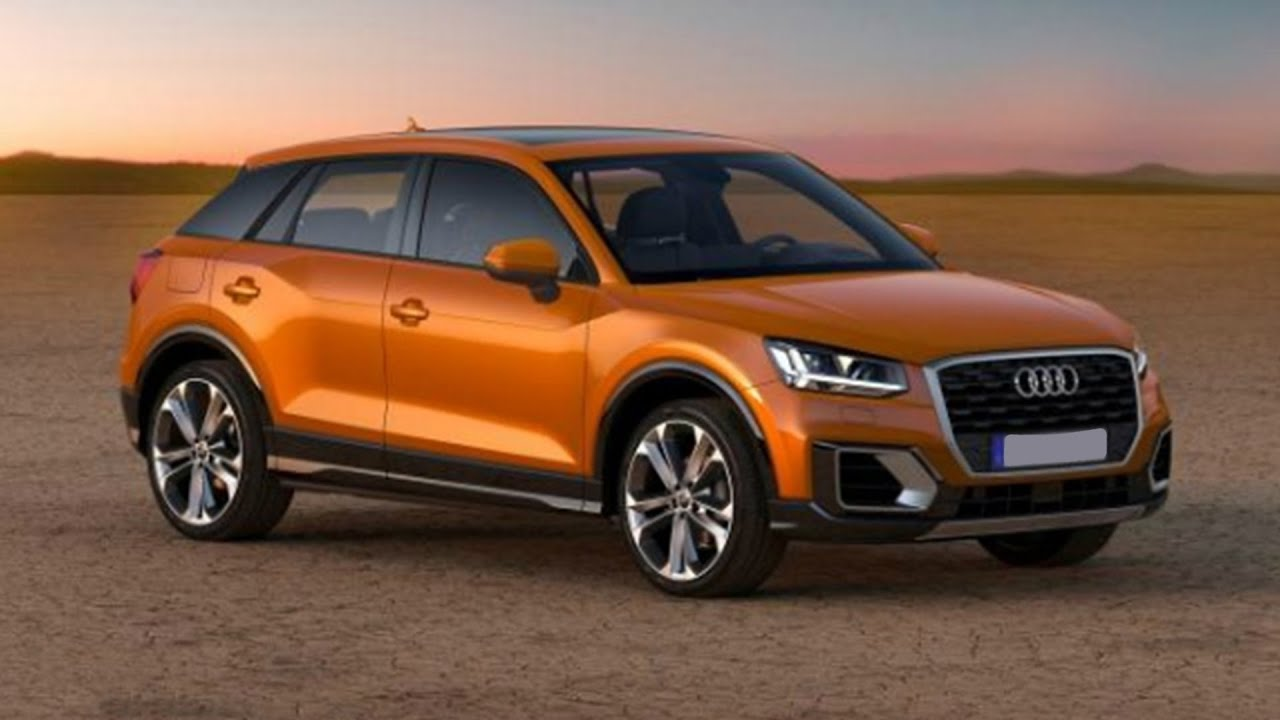 Lovely Audi Q2 SUV To Be Cheapest Luxury Car In India   YouTube