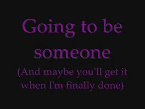 Fort minor ft Lupe Fiasco & Holly brook - Be somebody Lyrics.