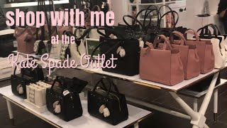 Shop With Me | Kate Spade Outlet