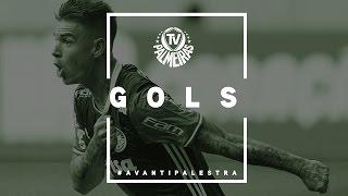 gols palmeiras 4 x 0 atltico pr campeonato brasileiro 2016