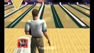 AMF Bowling 2004 Xbox Gameplay