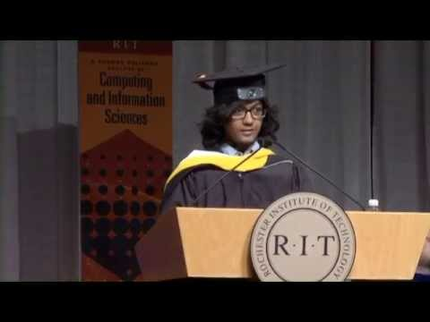 RIT - Graduation 2014 - Computer Science - Åvinash Krishnan
