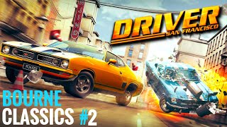 DRIVER San Fransisco Ep2 || BOURNE Classics || PC Max Settings