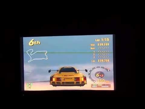 GT3 - Lister Storm V12 Race Car (2147483647 MPH)