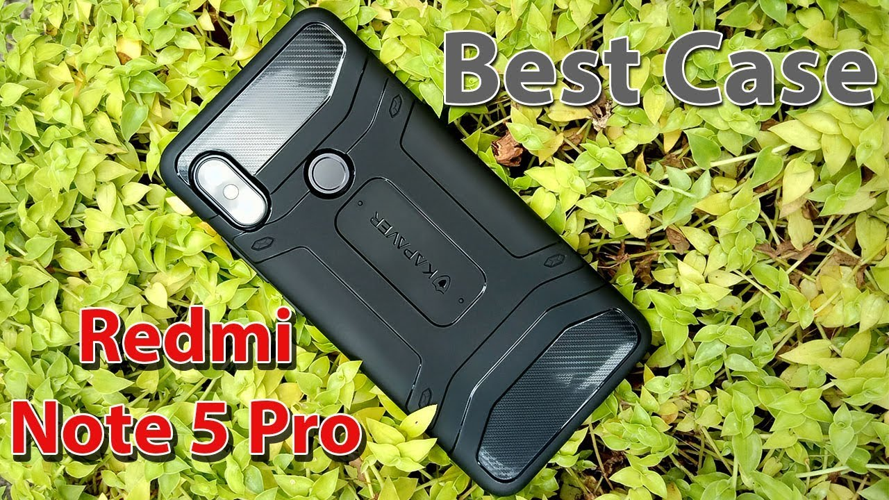 newest 90447 f9cdc Redmi Note 5 PRO | Kapaver Case / Back cover | UNBOXING & REVIEW | Best Case