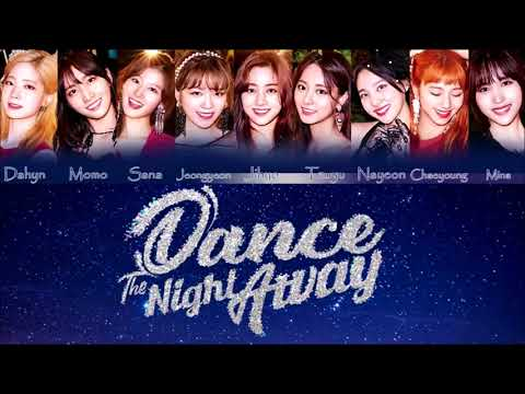 TWICE (트와이스) - Dance The Night Away ( 1 HOUR LOOP / 1 HORA / 1 시간 )