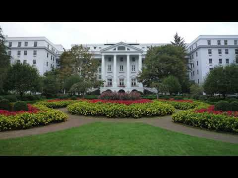 Flight To The Greenbrier