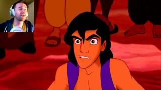 YTP: Aladdin - The saucerer of Agrabah (Reaction Video)