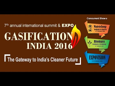 Gasification India: 2016