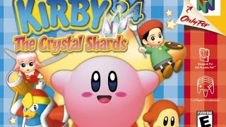 Kirby 64 The Crystal Shards Full Game HD