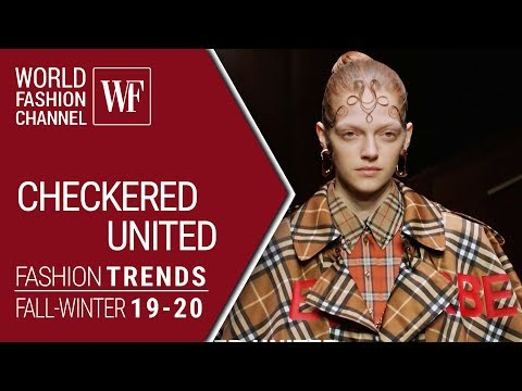 CHECKERED UNITED   FASHION TRENDS FALL-WINTER 19-20 thumbnail