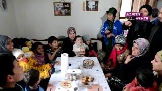 Ανοιξαν σπίτια και αγκαλιές για τους πρόσφυγες στα χωριά του Κιλκίς.Eidisis.gr web TV
