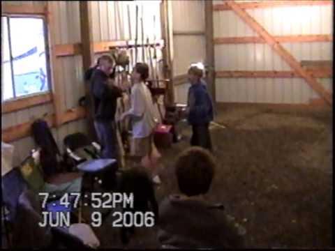 Wink 5th Grade Karaoke Party 2006