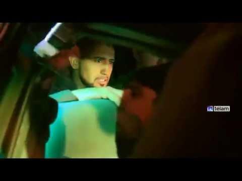 Polémico video: la amenaza de Vidal antes de ser detenido