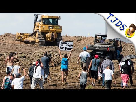 Sheriff CAVES! Brings Cops Home From Dakota Access Pipeline Protests