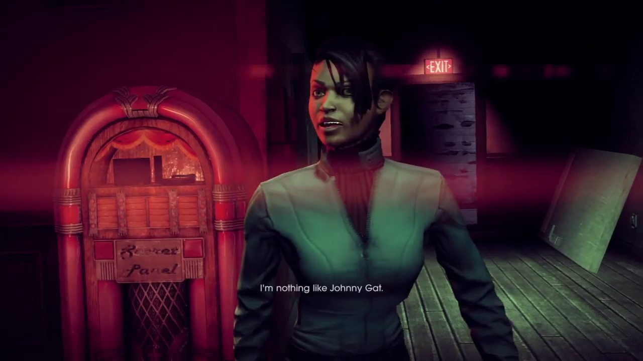 Download Saints Row IV: Re-Elected - From Asha With Love - The Case of Mr X