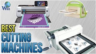 8 Best Cutting Machines 2018