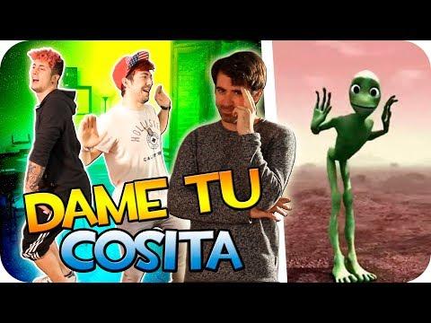 DAME TU COSITA CHALLENGE!! c/Leo y Vidéopatas streaming vf