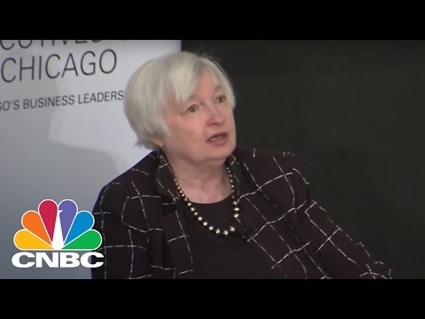 Janet Yellen: At Present The U.S. Debt To GDP Ratio Stands At Around 75% | Power Lunch | CNBC