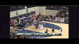 Princeton Black and Orange Remix - Princeton Tops Harvard Basketball Buzzer Beater