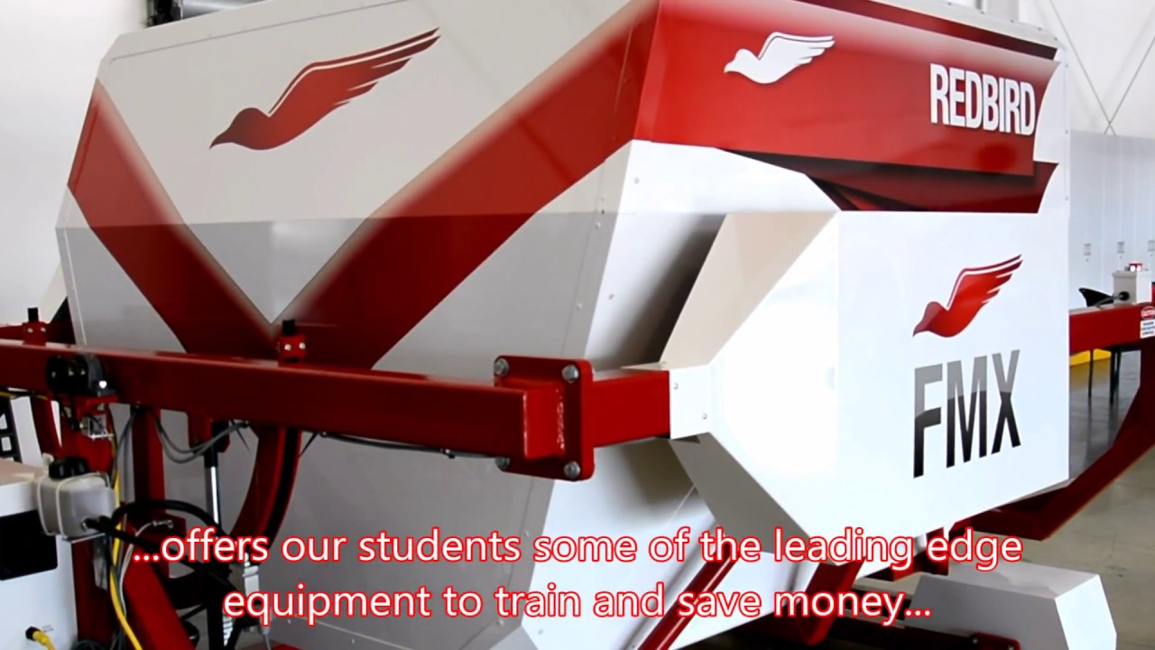 Red Bird Flight Simulator | Pilot Training America