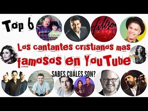 Los cantantes cristianos más famosos de Youtube - top 6 - cantantes famosos -Abraham y Anahi - Vlogs