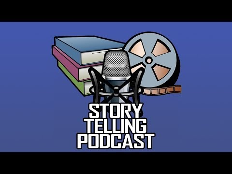 The Story Telling Podcast #25: Writing Different Characters