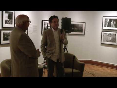 Brian Hamill Gallery Talk, June 30, 2016