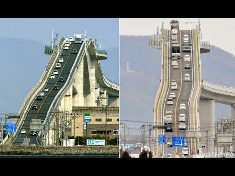 SCARIEST Bridges And Roads You Can Travel On