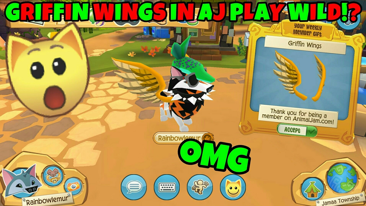 Selling Dragon Wings Animal Jam Play Wild - 0425