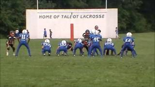 Ryan Bauer 2012 football highlights