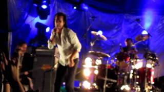 Grinderman @ Big Day Out 2011 Melbourne - Heathen Child