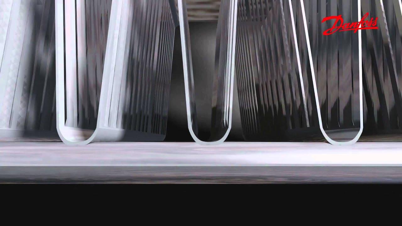Производство пластинчатых теплообменников Ридан - YouTube