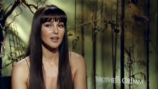 Monica Bellucci, Heath Ledger, Matt Damon interview The Brothers Grimm 2005