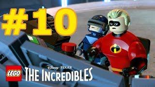 f7ad3467688 LEGO The Incredibles Walkthrough - Part 10: Return to Nomanisan Island