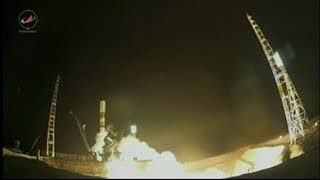 New Space Station Supply Ship Launches from Kazakhstan