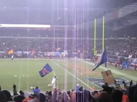 Bears Saints NFC Conference Championship 2007