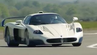 Maserati Stig Lap | Top Gear