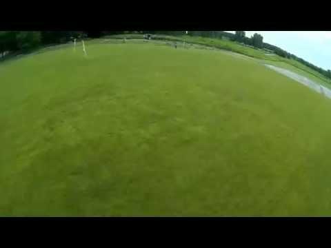 John McAfee flying the gates at KB