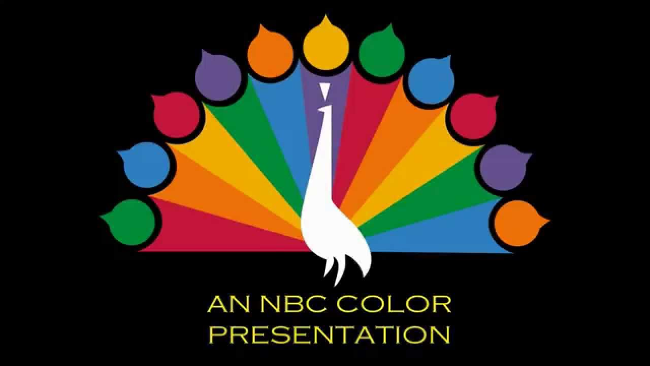 nbc 1957 color logo 4k fan remaster recreation youtube