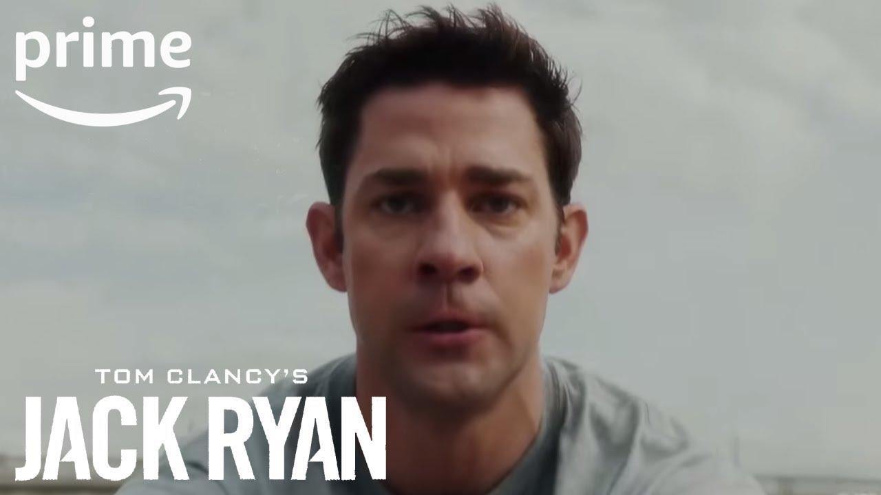 Download Tom Clancy's Jack Ryan   Official Teaser Trailer [HD]    Filmzone Tv
