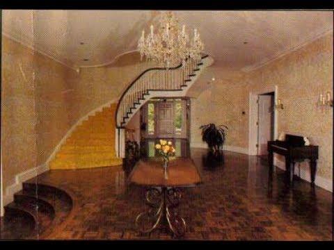 ABANDONED Millionaire Criminals Mansion. With secret underground tunnel.
